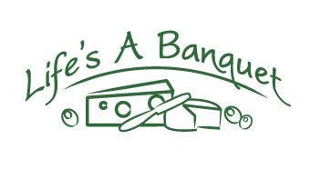 Life's a Banquet wooden chopping boards | Sunshine Coast